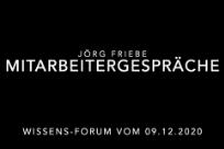 """Wissens-Forum """"Mitarbeitergespräche"""""""